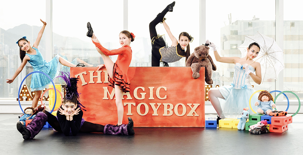 "10th Anniversary Performance ""The Magic Toybox"""