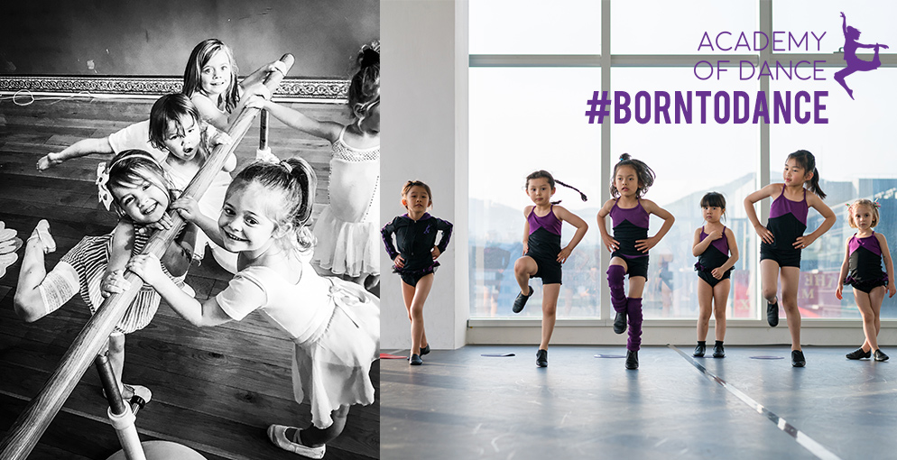 Learn amazing dance skills this summer at Academy of Dance #BornToDance intensives!