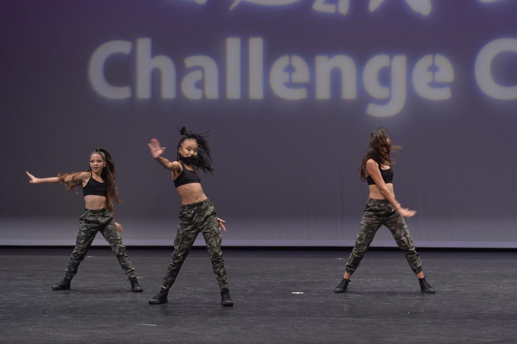 Academy of Dance - hip hop performances 3