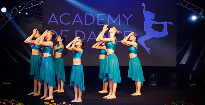 Academy of Dance - AIA Carnival - Contemporary Dance 2