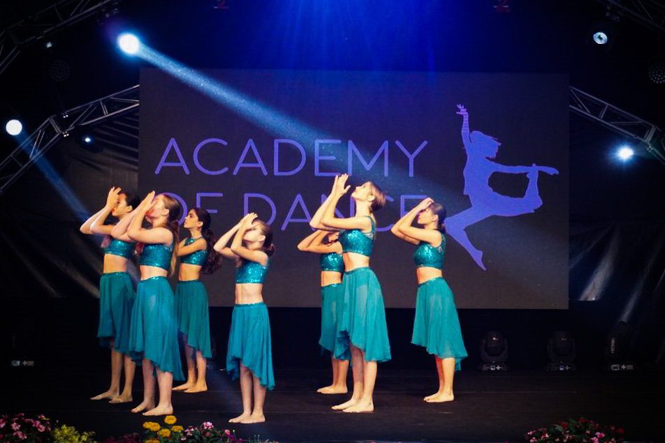 Academy of Dance - AIA Carnival - Contemporary Dance