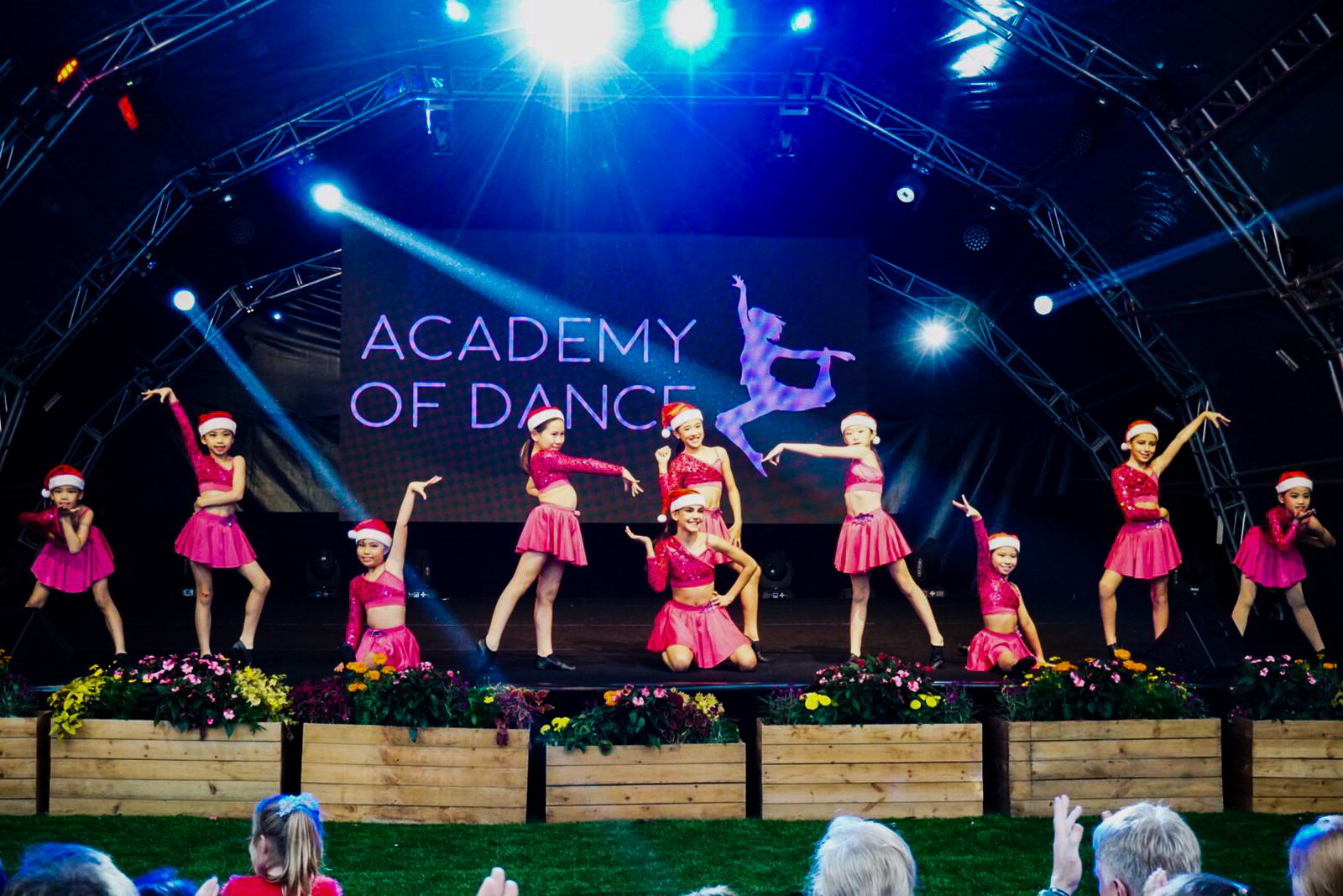 Academy of Dance - AIA Carnival - Duo Jazz Dance 2