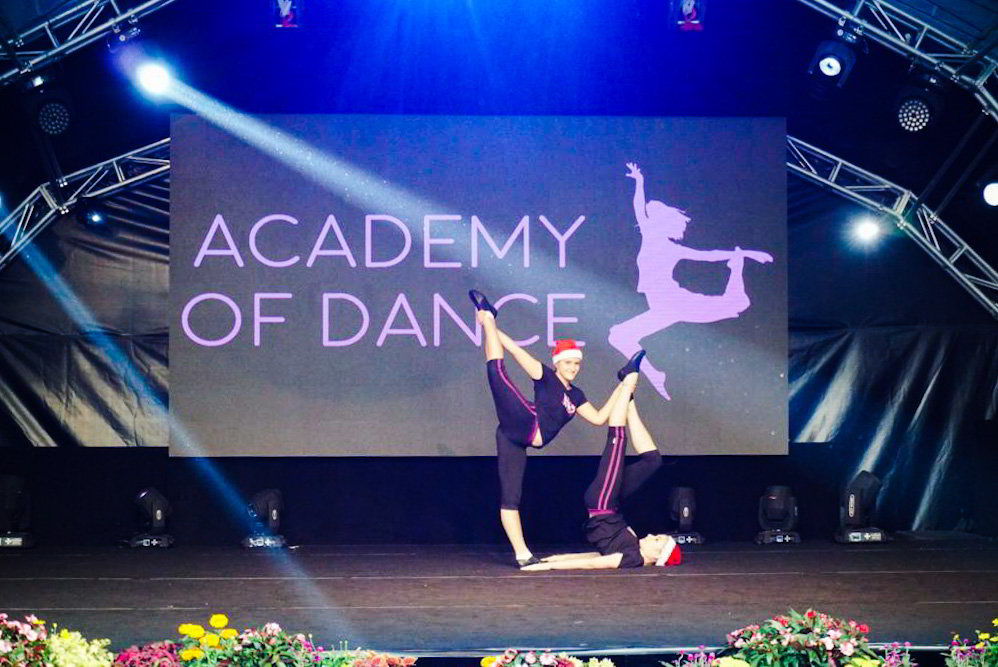 Academy of Dance - AIA Carnival - Duo Jazz Dance